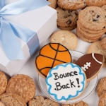 Bounce Back! Get Well Cookie Gift Box