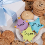 Super Stars Gourmet Cookie Gift Box