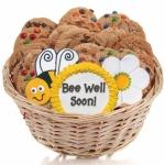 Bee Well Soon Cookie Basket