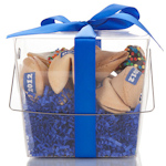 Take Out Pail of 12 Graduation Fortune Cookies