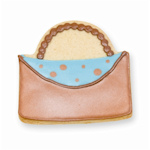 Designer Purse Cookie Favors (2 Colors)