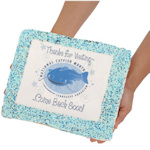 Gift Boxed Giant Rectangle Sugar Picture Cookie