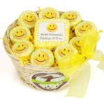 Smiley Oreo Gift Basket For Any Occasion