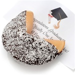 Crazy Coconut Large Fortune Cookie