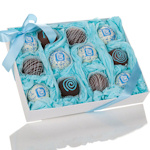 Logo Truffle Cake Bon Box of 12