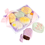 Gourmet Easter Brownie Gift - Box of 6