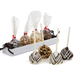 Classic Brownie Stix Gift - Box of 4