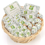 Corporate Logo Deluxe Cookie Basket