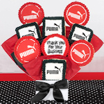 Your Artwork/Logo Cookie Bouquet