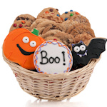 Halloween Cookie Boo Gift Basket