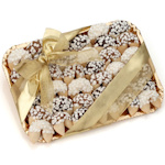 Winter Holiday Fortune Cookie Tray