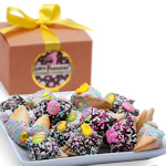 Happy Easter Fortune Cookie Gift Box