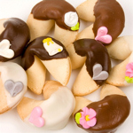 Classic Wedding Fortune Cookie Favors