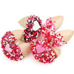 Romantic Fortune Cookie Favors