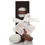 Elegant Oreo Chocolate Brown Gift Box