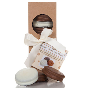 Elegant Oreo Chocolate Natural Gift Box image