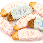 Customized Mini Picture Biscotti Favors