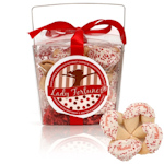 Picture Fortune Cookies Take Out Pail - Box of 12