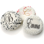 Monogram Oreo Cookie Favors
