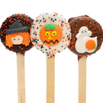 Halloween Oreo Pop Cookie Favors