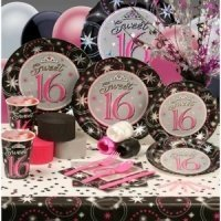 Sweet 16 Tableware