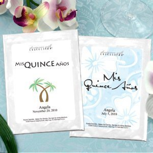Personalized Cosmopolitan Quince Favors (19 Designs) image