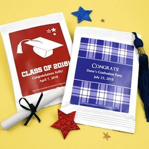 Personalized Graduation Party Margarita Mix Favors image