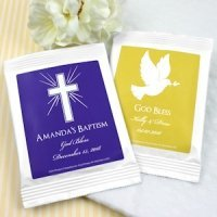 Personalized Religious Design Margarita Mix Favors
