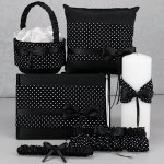 Black & White Polka Dot Wedding Collection