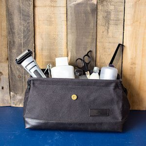 Personalized Men's Travel Dopp Kit (3 Colors) image
