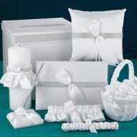 Bling Wedding Accessory Collection