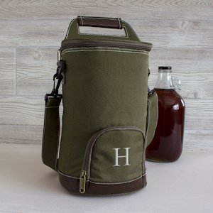 Personalized Insulated Growler Cooler image