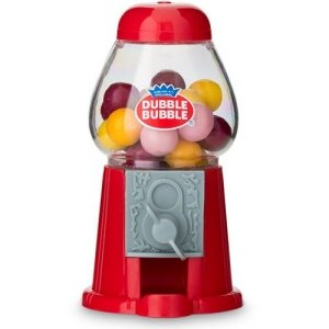Mini Red Classic Gumball Machine Favor image
