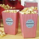 Novelty Popcorn Boxes (Set of 12)
