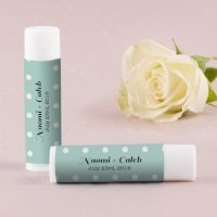 Candy Colorful Personalized Lip Balms (4 Colors)