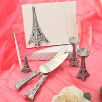 Collection - Eiffel Tower Wedding