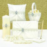 Ivory Sparkling Elegance Accessories