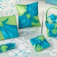Collection - Vibrant Blue & Green