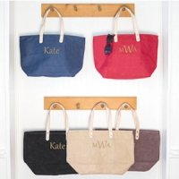 Personalized Nantucket Tote