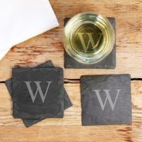 Slate Coasters (Set of 4)