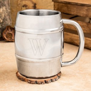 Personalized Keg Mug image