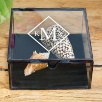 Custom Glass Shadow Boxes (Rectangle or Square)