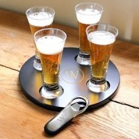 Custom Beer Sampler Set (6 Pieces)