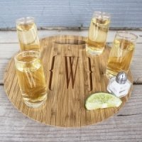 Personalized Tequila Shooter Set