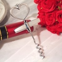 Bling a Diamond Ring Wine Opener