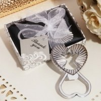 Angelic Design Bottle Opener Favor