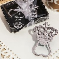 Royal Crown Bottle Opener Favor