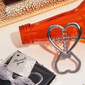 Cross My Heart Bottle Opener Favor image