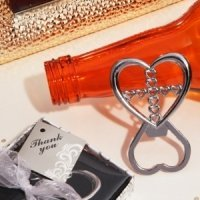 Cross My Heart Bottle Opener Favor