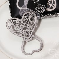 Classic Ornate Heart Bottle Opener